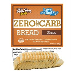 ThinSlim Foods Love-the-Taste Bread Plain