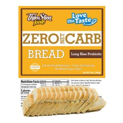 ThinSlim Foods Love-the-Taste Bread Long Rise Probiotic