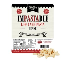 ThinSlim Foods Impastable Low Carb Pasta Penne