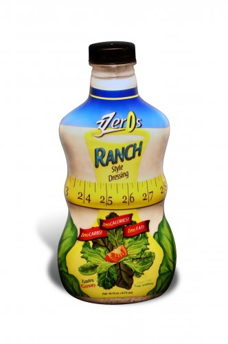 3 Zeros Zero Calorie Dressing Ranch