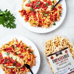 ThinSlim Foods Impastable Low Carb Pasta Fettuccine
