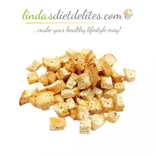 Lindas Diet Delites Low Carb Croutons