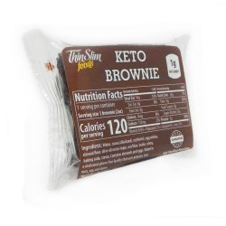 ThinSlim Foods Keto Brownie