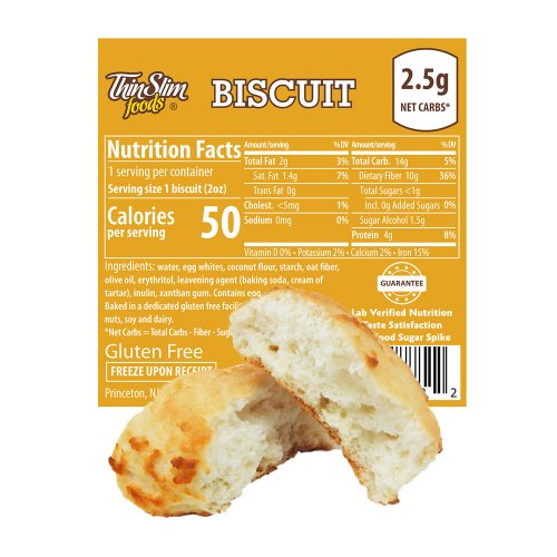 ThinSlim Foods Biscuit