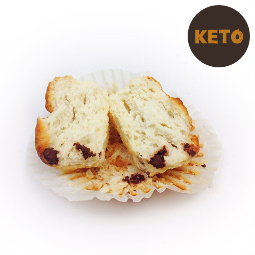 ThinSlim Foods Keto Muffins Chocolate Chip