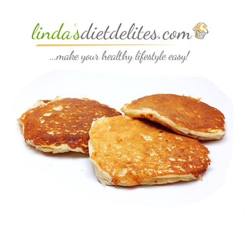 Lindas Diet Delites Low Carb Pancakes