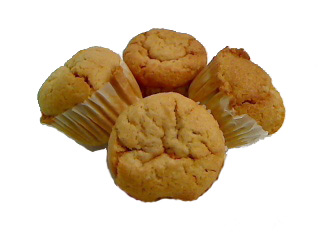 ThinSlim Foods Muffins Vanilla 4 pack