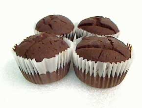 ThinSlim Foods Muffins Chocolate 4 pack