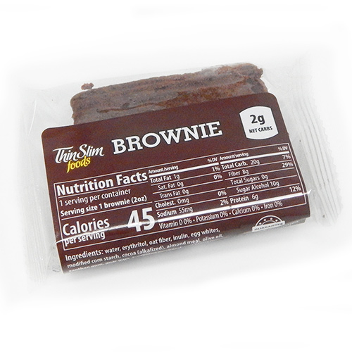 ThinSlim Foods Brownie
