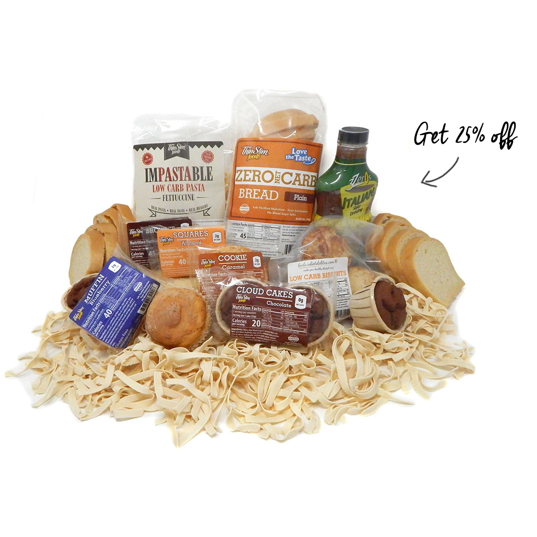 ThinSlim Foods Discount Sample Pack